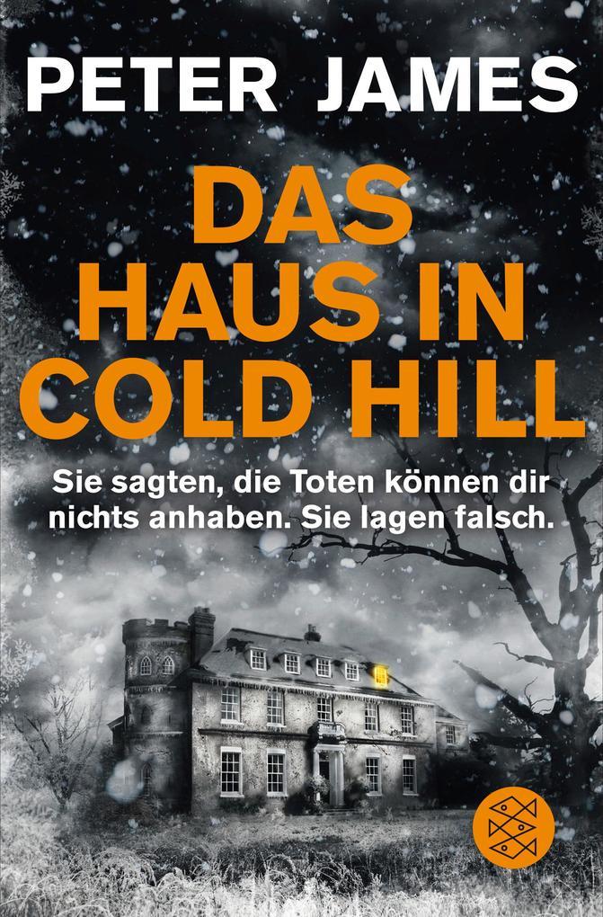 Das Haus in Cold Hill als Taschenbuch