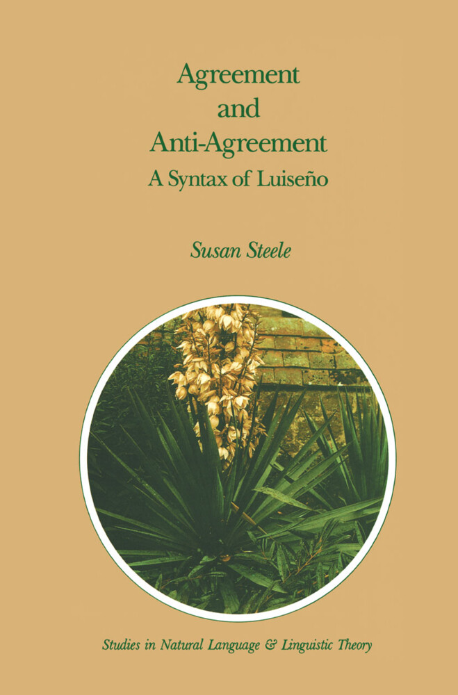 Agreement and Anti-Agreement als Buch