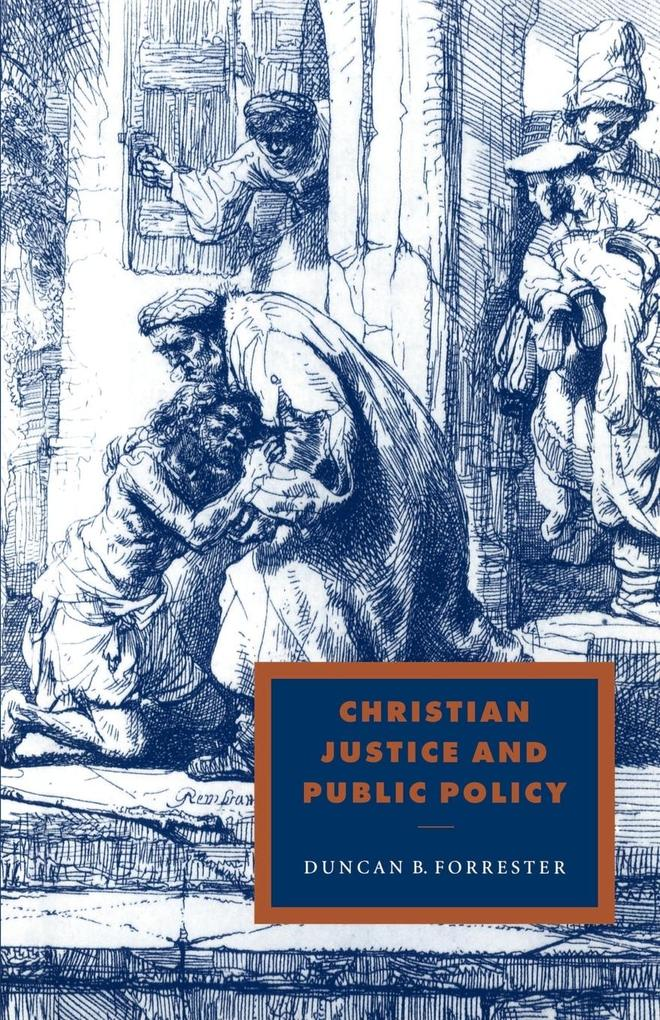 Christian Justice and Public Policy als Buch