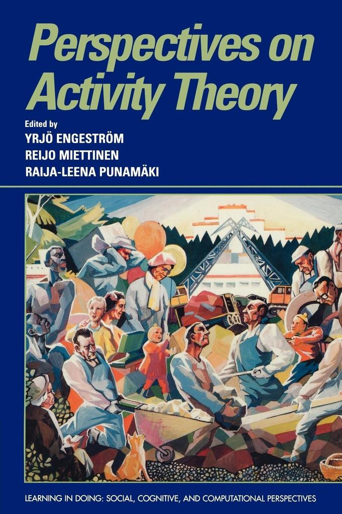 Perspectives on Activity Theory als Buch