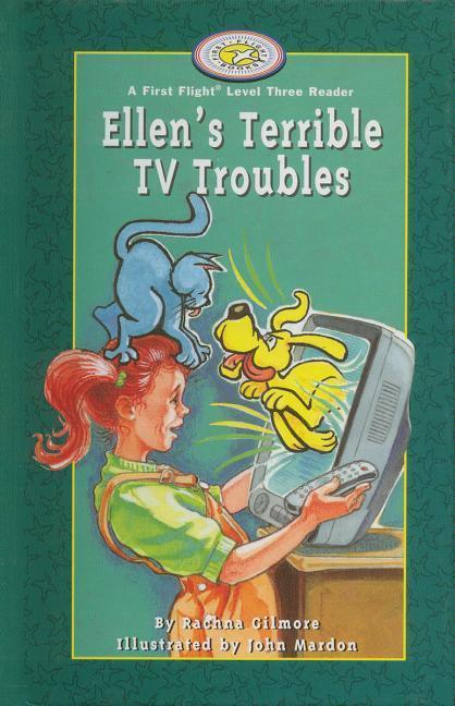 Ellen's Terrible TV Troubles als Taschenbuch