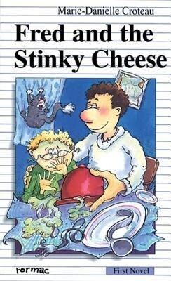 Fred and the Stinky Cheese als Taschenbuch