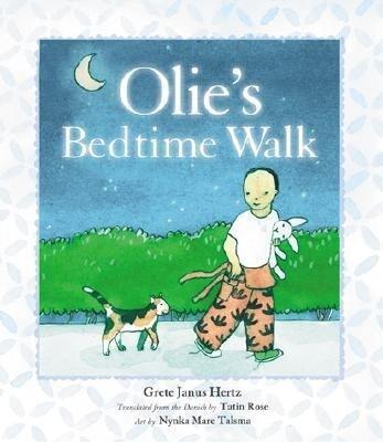 Olie's Bedtime Walk als Buch