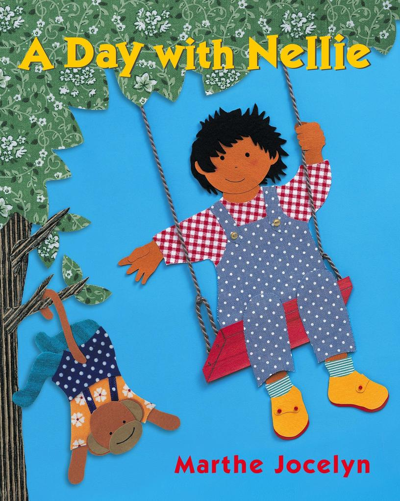 A Day with Nellie als Buch