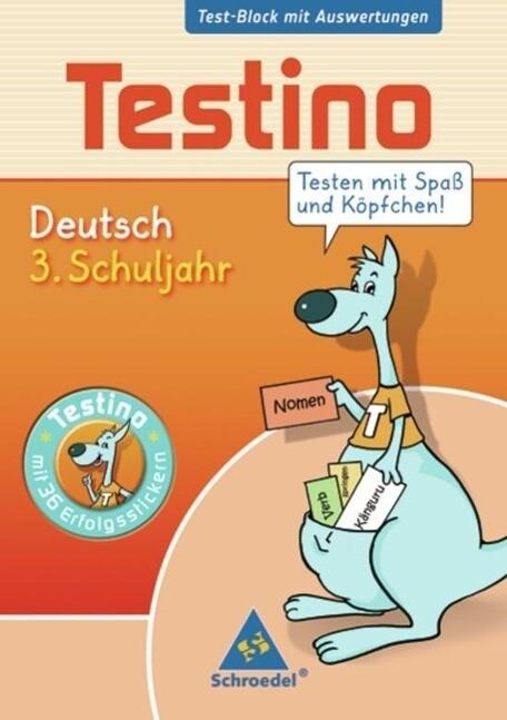 Testino. Deutsch 3 als Buch