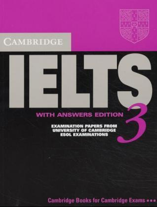 Cambridge Practice Tests for IELTS 3. Student's Book with Answers als Buch