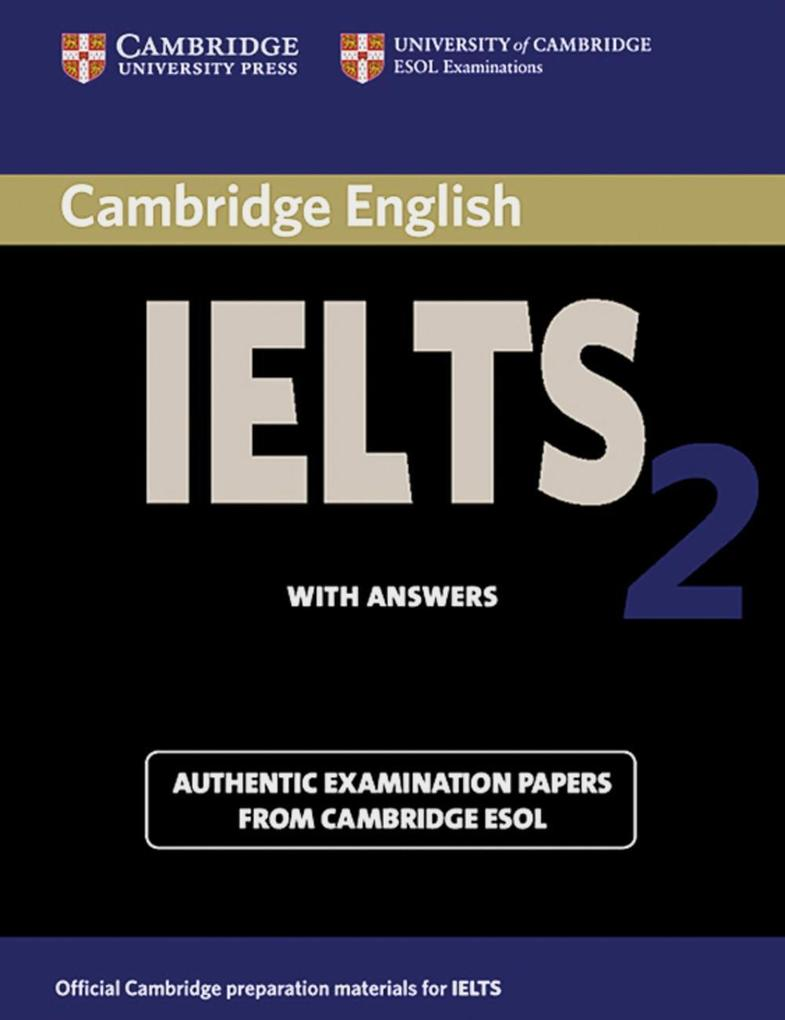 Cambridge Practice Tests for IELTS 2. Student's Book with Answers als Buch