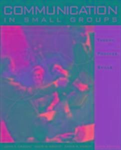Communication in Small Groups als Buch