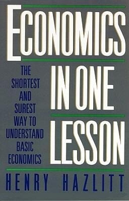 Economics in One Lesson: The Shortest and Surest Way to Understand Basic Economics als Hörbuch