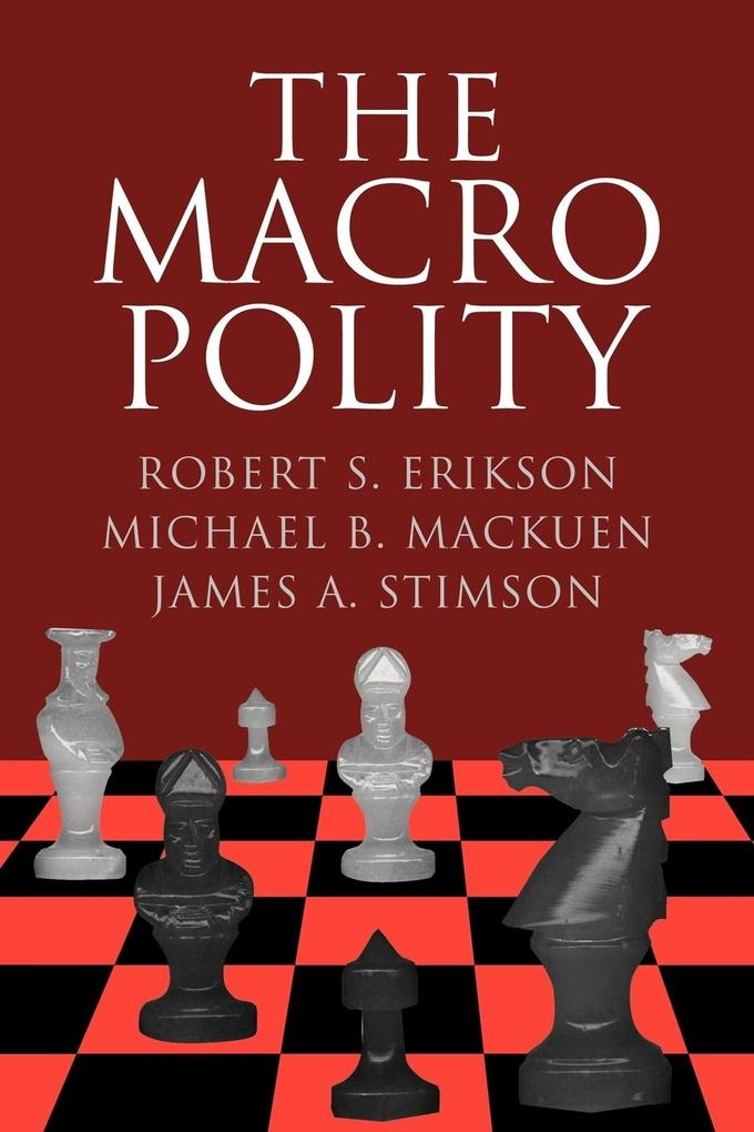 The Macro Polity als Buch