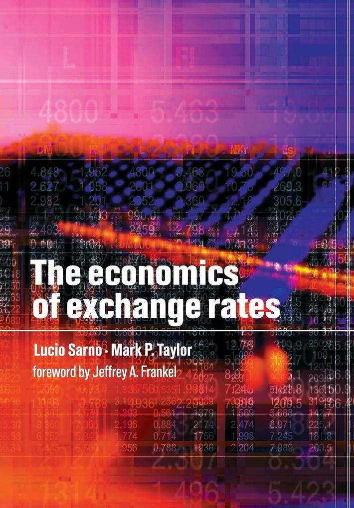 Economics of Exchange Rates als Buch