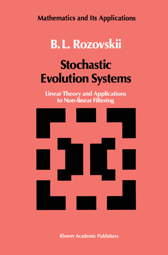 Stochastic Evolution Systems als Buch