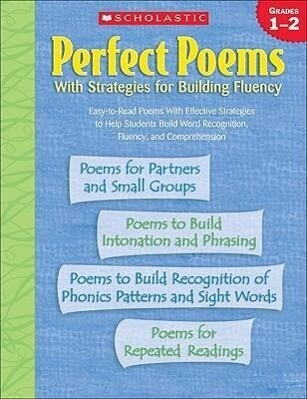 Perfect Poems with Strategies for Building Fluency: Grades 1-2 als Taschenbuch