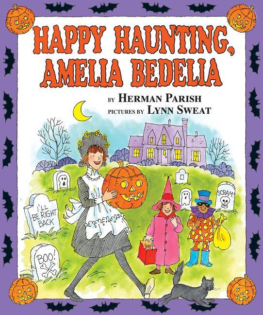 Happy Haunting, Amelia Bedelia als Buch
