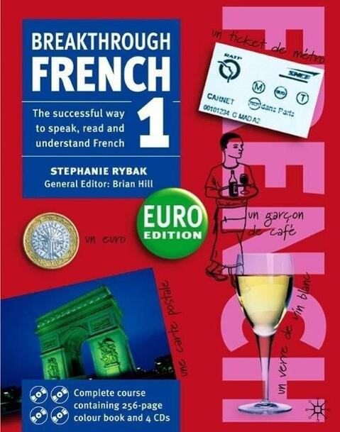 Breakthrough French 1 als Buch