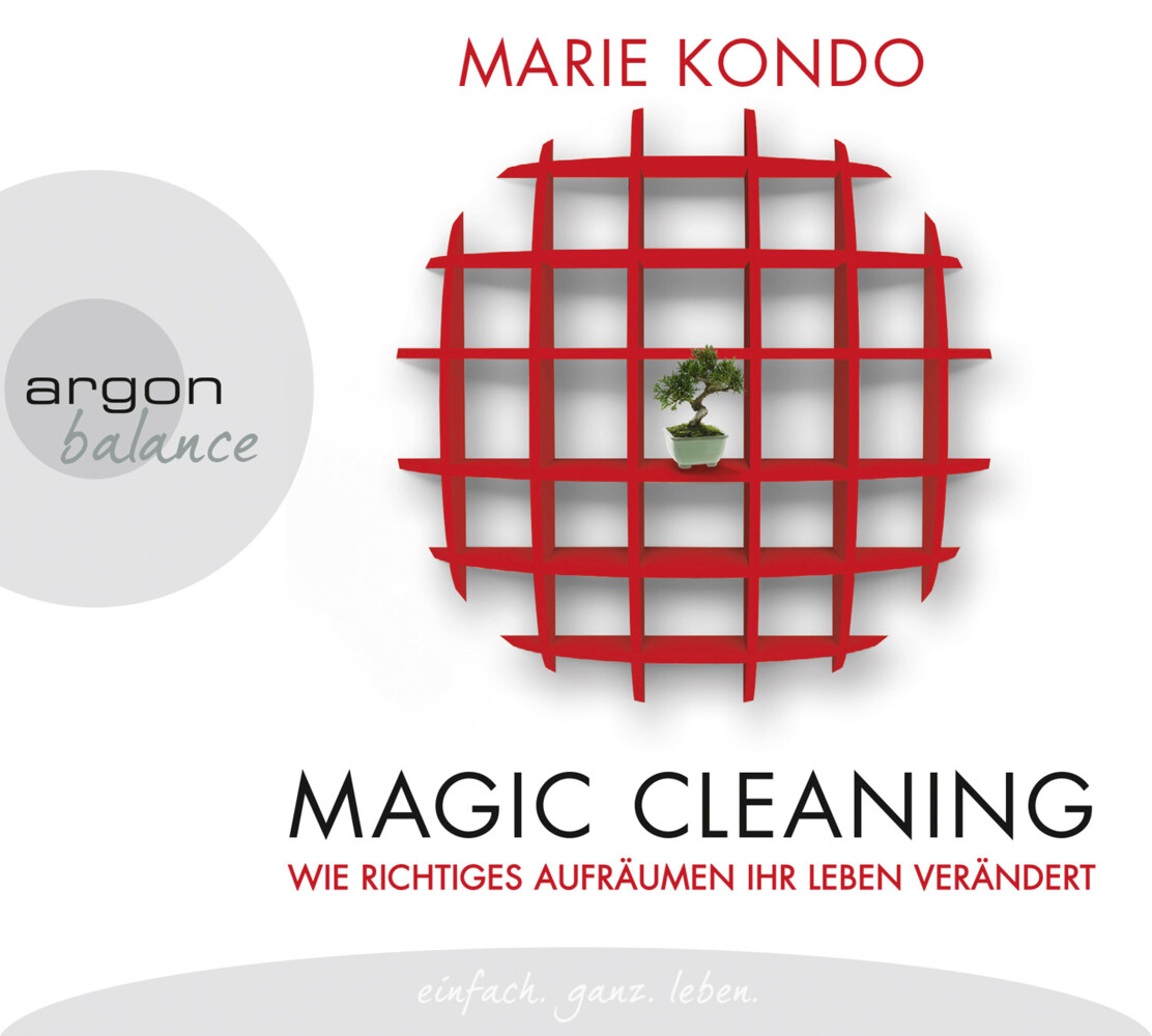 Magic Cleaning als Hörbuch