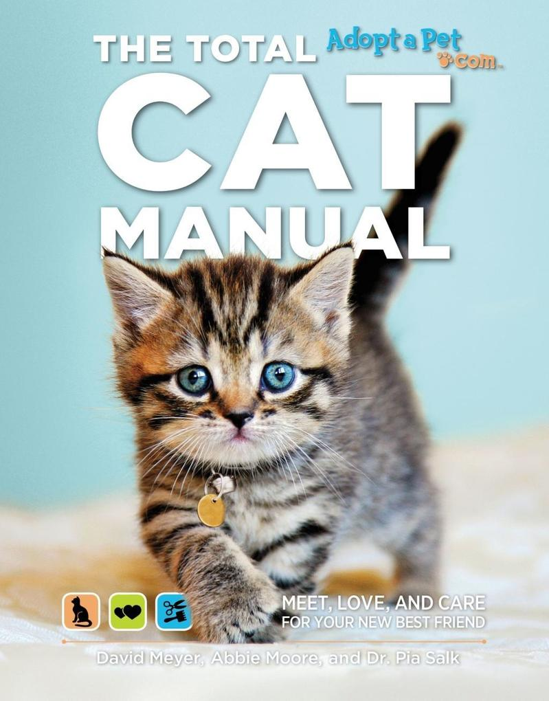 The Total Cat Manual als eBook Download von Abb...