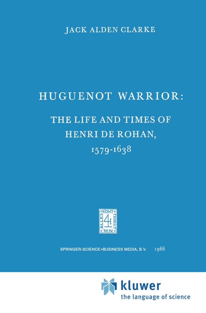 Huguenot Warrior als Buch