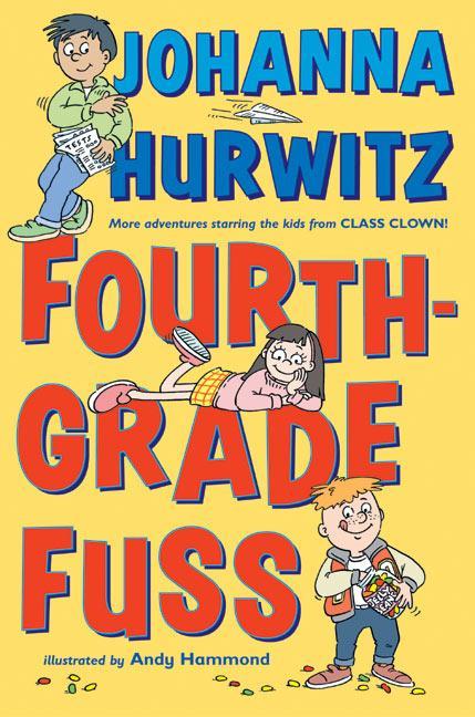 Fourth-Grade Fuss als Buch