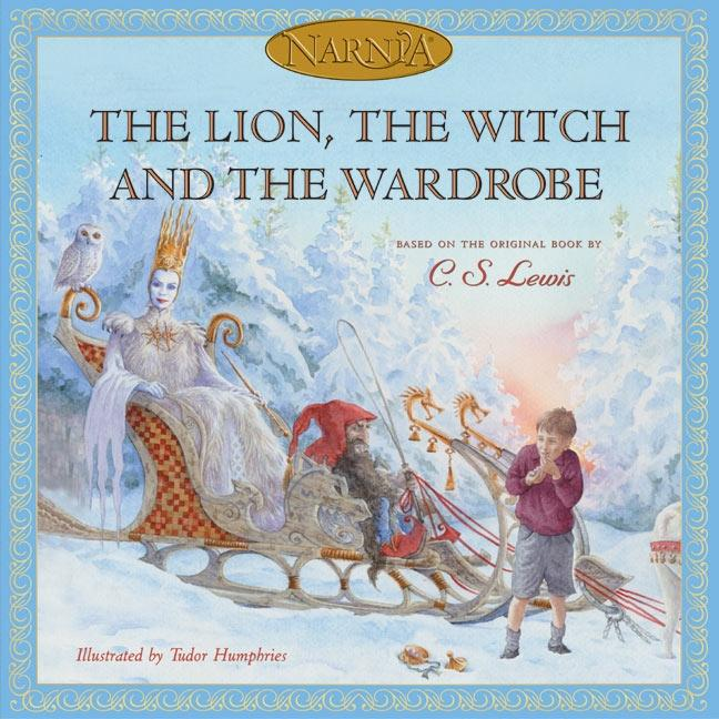 The Lion, the Witch and the Wardrobe als Buch