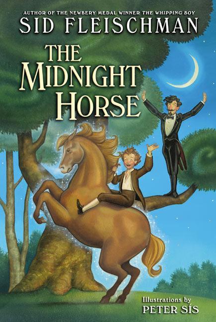 The Midnight Horse als Taschenbuch