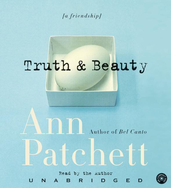 Truth & Beauty CD: A Friendship als Hörbuch