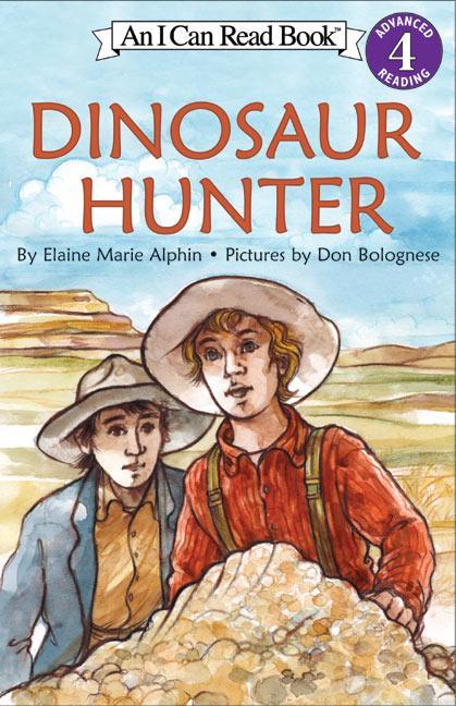 Dinosaur Hunter als Taschenbuch
