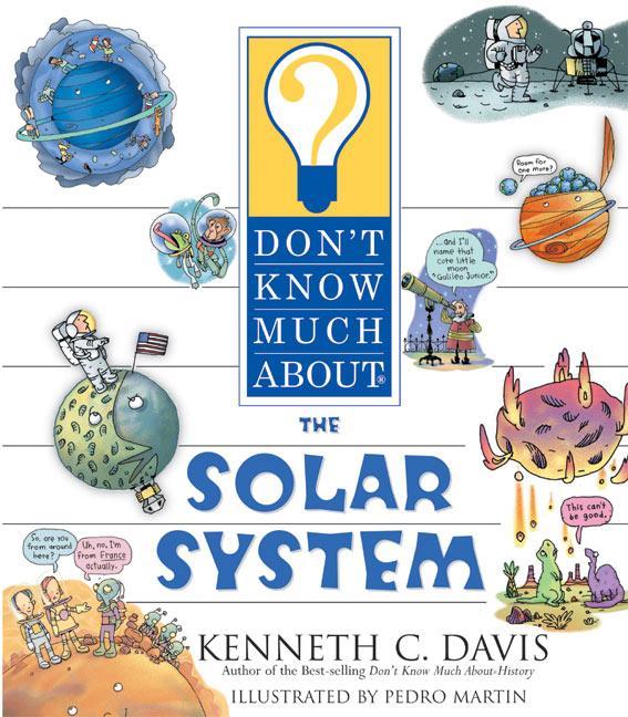 Don't Know Much about the Solar System als Taschenbuch