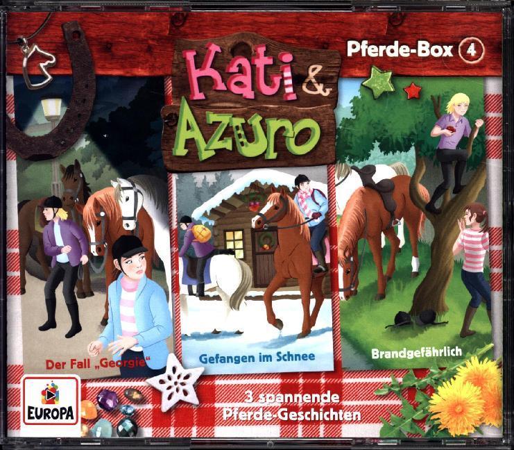 Kati & Azuro Box 04 (Folgen 10, 11 ,12) als Hör...