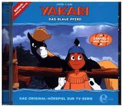 Yakari 27: Das blaue Pferd