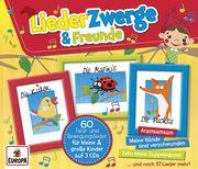 Liederzwerge und Freunde (3er-Box)