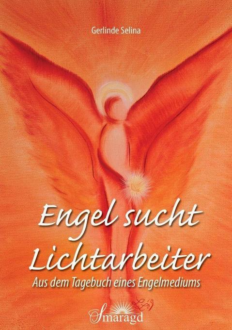 Engel sucht Lichtarbeiter als Buch von Gerlinde...