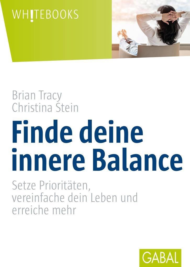 Finde deine innere Balance als eBook