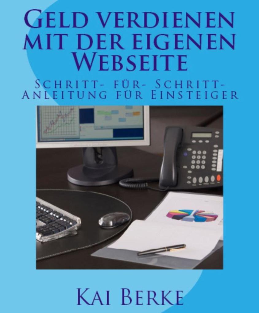Geld verdienen mit der eigenen Webseite als eBo...