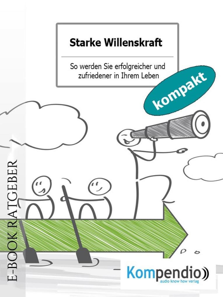 Starke Willenskraft als eBook epub