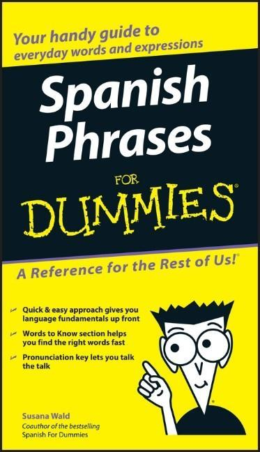 Spanish Phrases For Dummies als Buch