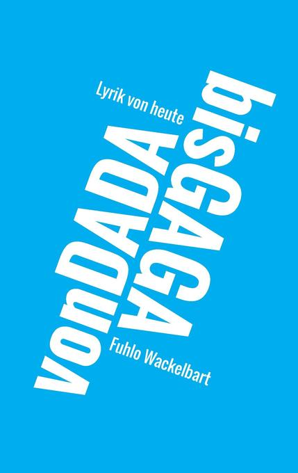 Von Dada bis Gaga als Buch