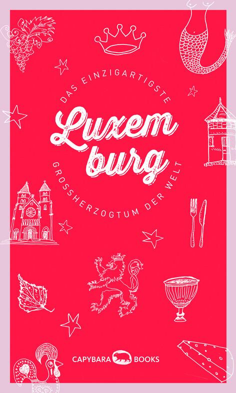 Luxemburg als Buch (kartoniert)