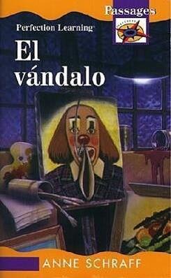 Vandalo / The Vandal als Buch