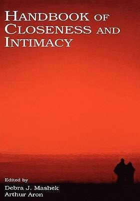Handbook of Closeness and Intimacy als Buch