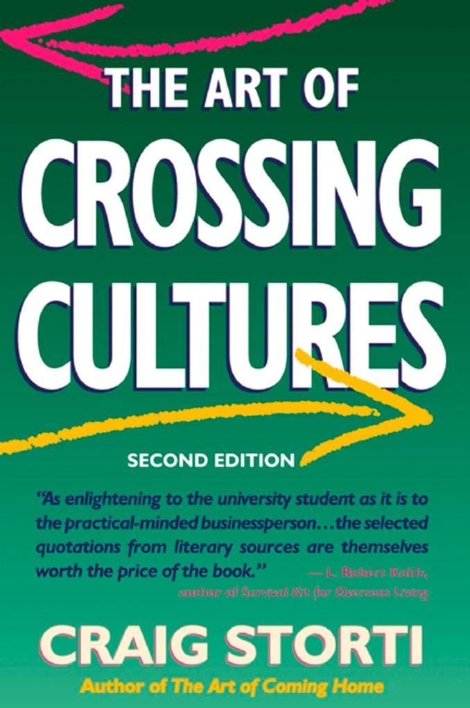 The Art of Crossing Cultures als eBook epub