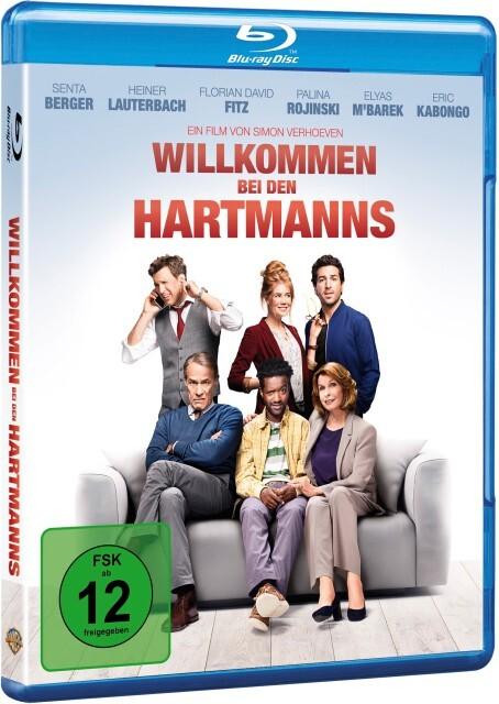 Willkommen bei den Hartmanns als DVD