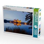 Ein Motiv aus dem Kalender Burgen und Schlösser 1000 Teile Puzzle quer