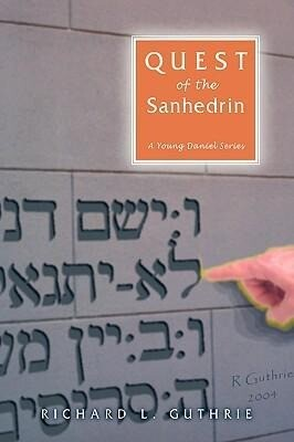 Quest of the Sanhedrin als Buch