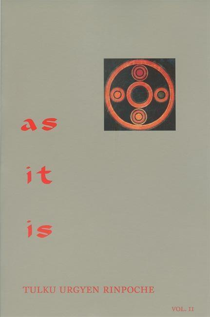 As It Is, Volume II als Taschenbuch