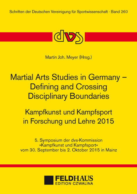 Martial Arts Studies in Germany - Defining and ...