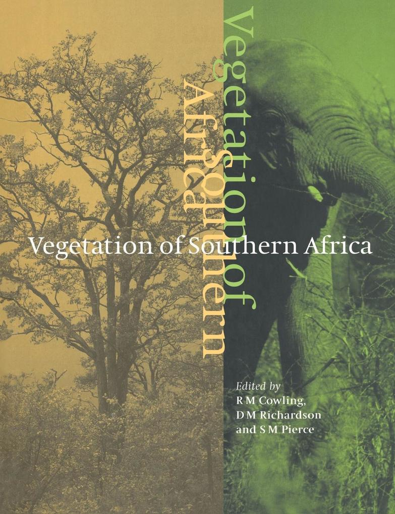 Vegetation of Southern Africa als Buch