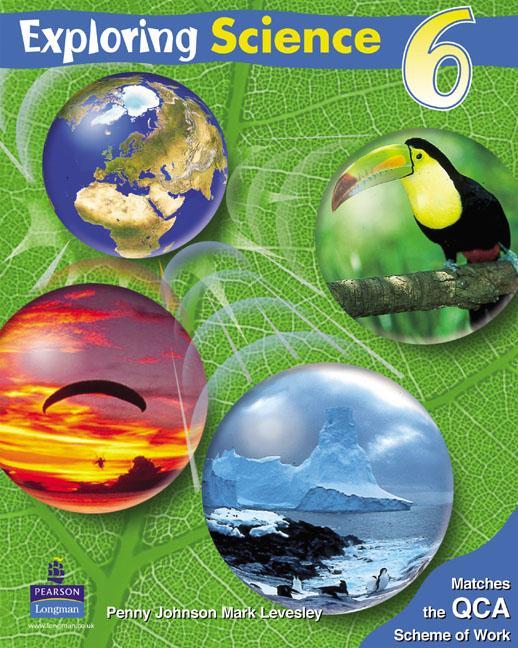 Exploring Science Pupils Book 6 als Taschenbuch
