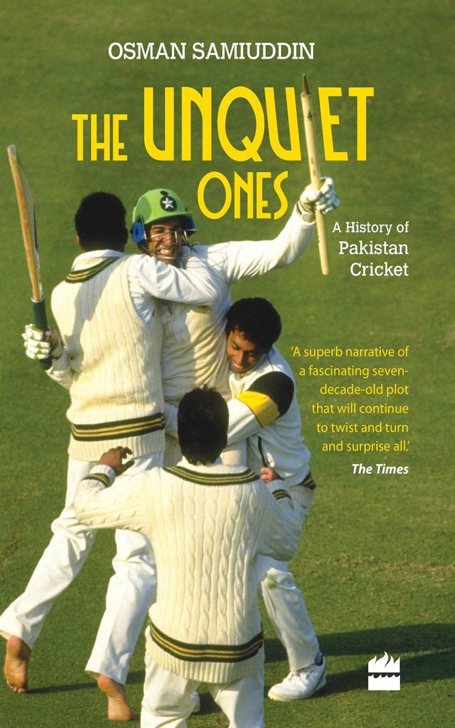 The Unquiet Ones als eBook Download von Osman S...
