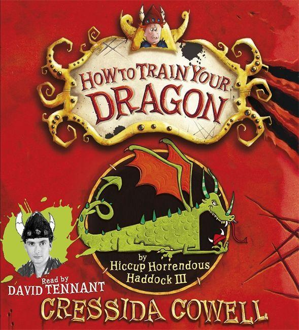 How to Train Your Dragon als Hörbuch
